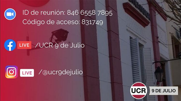 Asunción de autoridades UCR