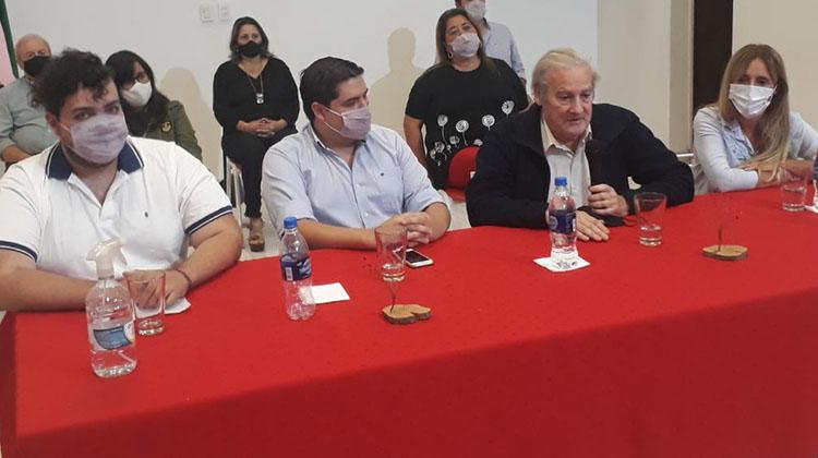 Asunción de autoridades de la UCR 9 de Julio