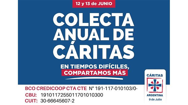 Colecta de Caritas