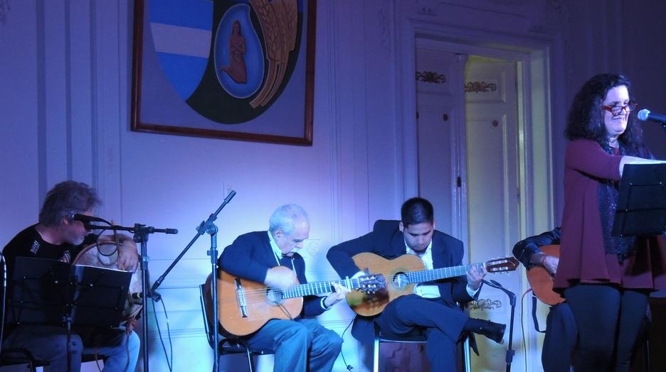 """Murió el guitarrista Ángel """"Kelo"""" Palacios"""