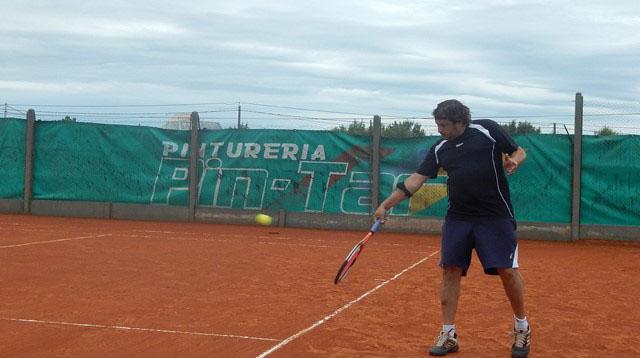 Tenis Solidario en el Club San Martin