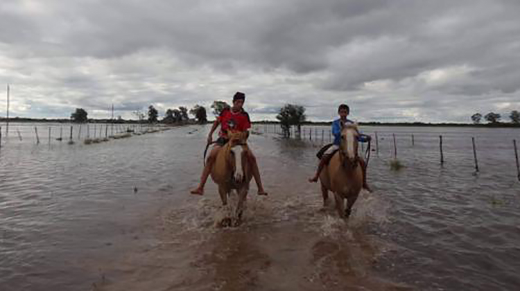 La Pampa: Emergencia Hídrica