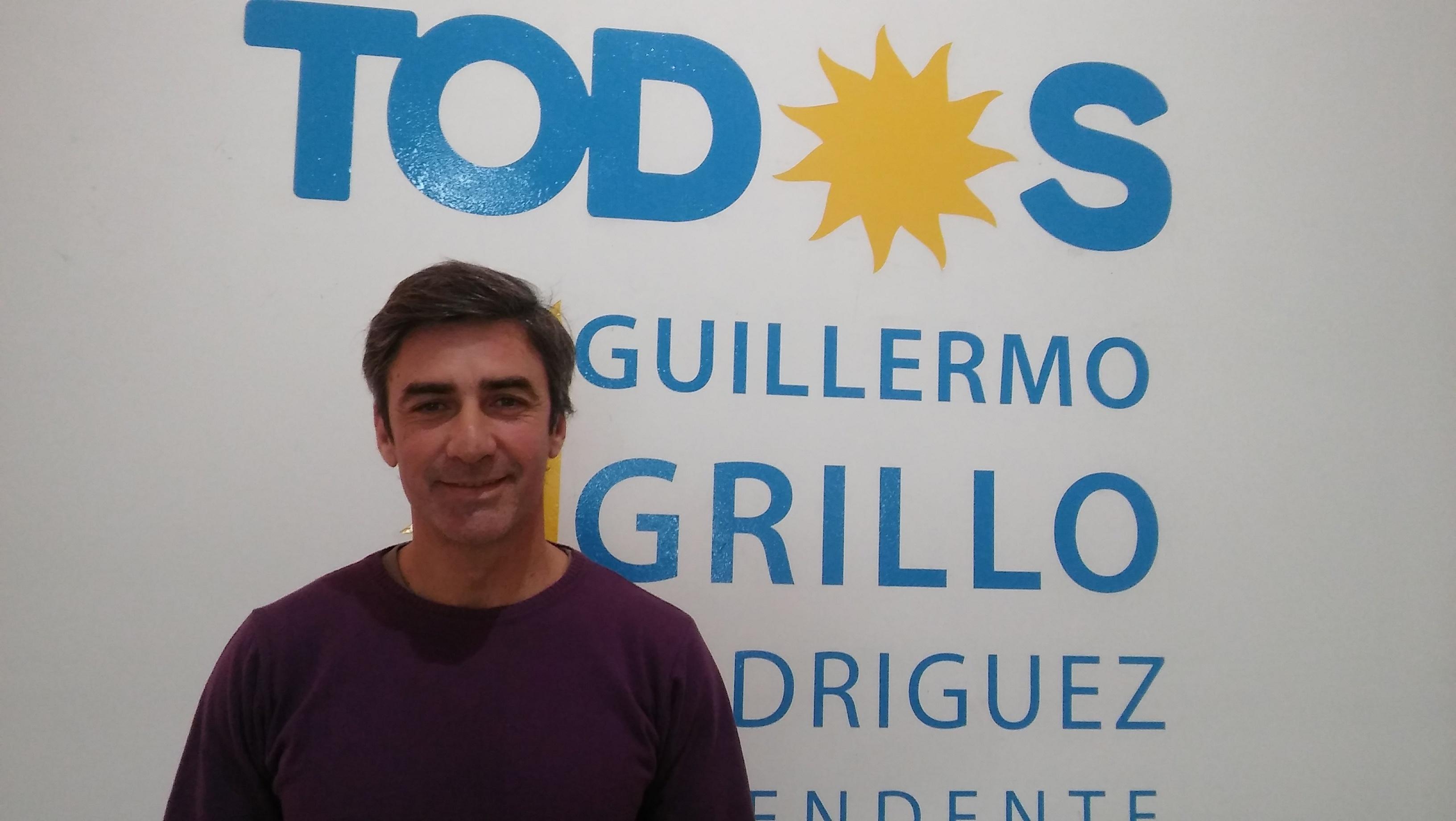 Grillo Rodríguez se bajó de las PASO
