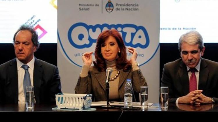 Plan Qunita: Fernández procesado