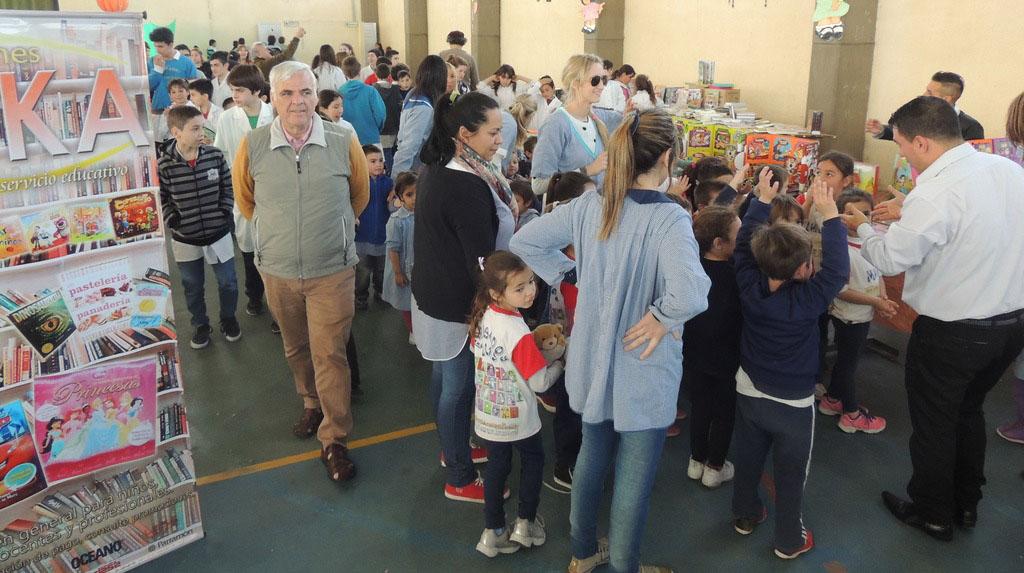 Quedo inaugurada la Feria Distrital del Libro 2015