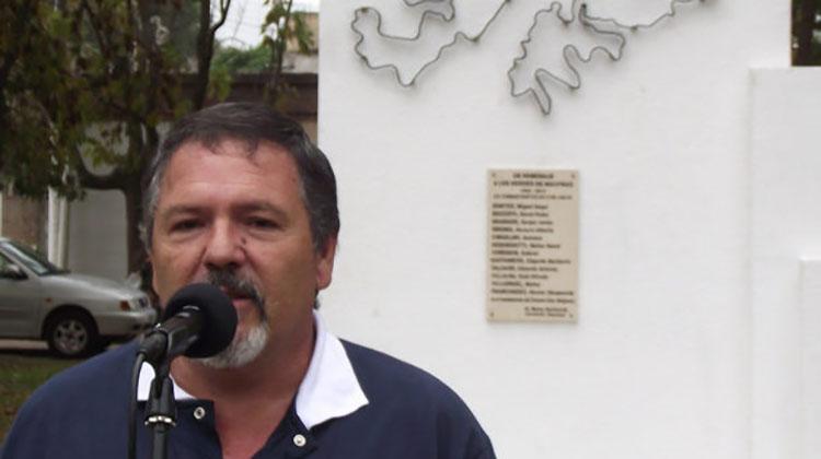 Falleció el héroe de Malvinas David Bozzuffi