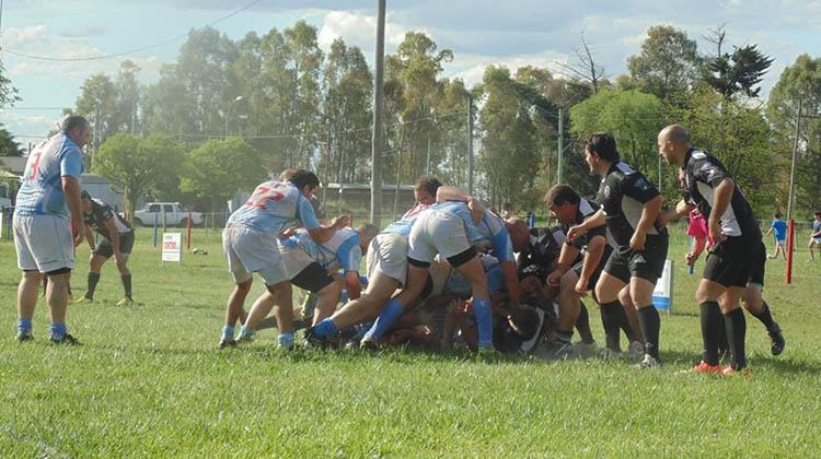 Rugby: Cosa de mayores