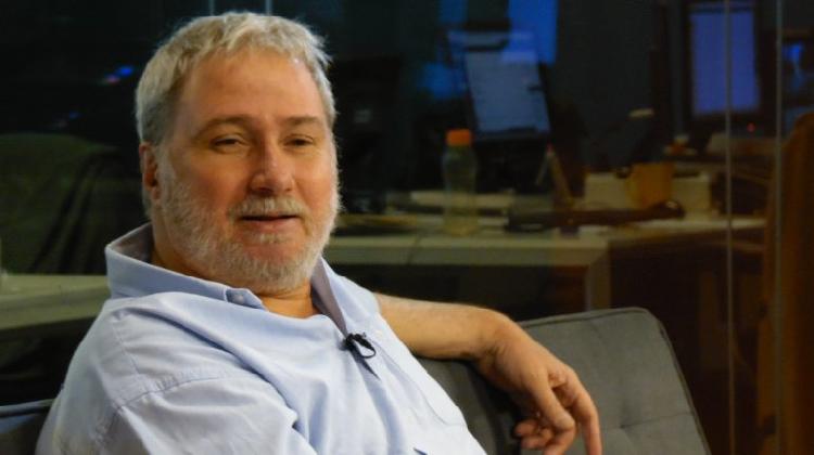 Entrevista con Alejandro Katz