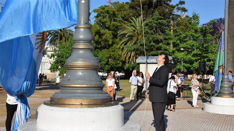 Actos oficiales 158 aniversario de la ciudad