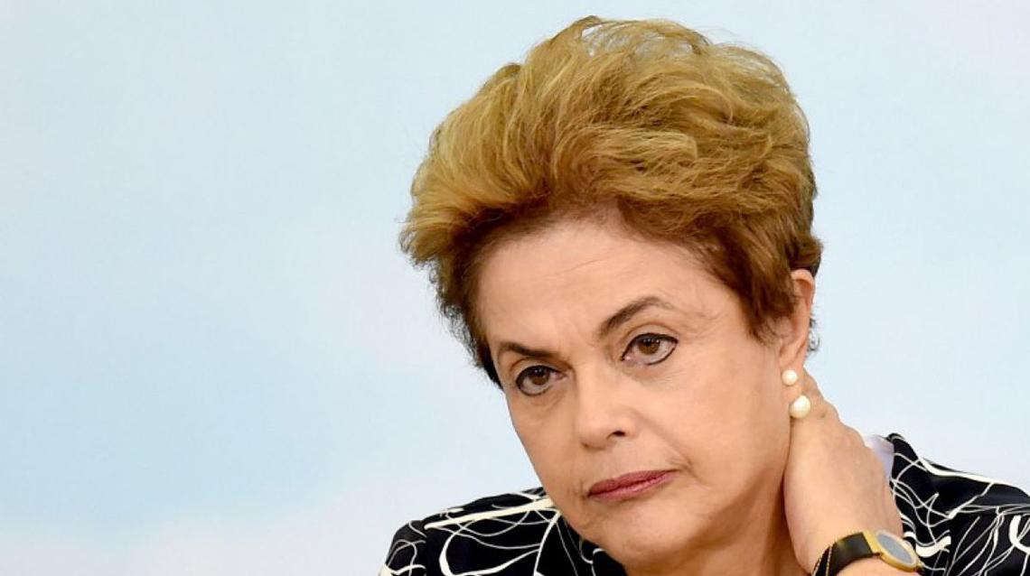 Dilma suspendida y a juicio