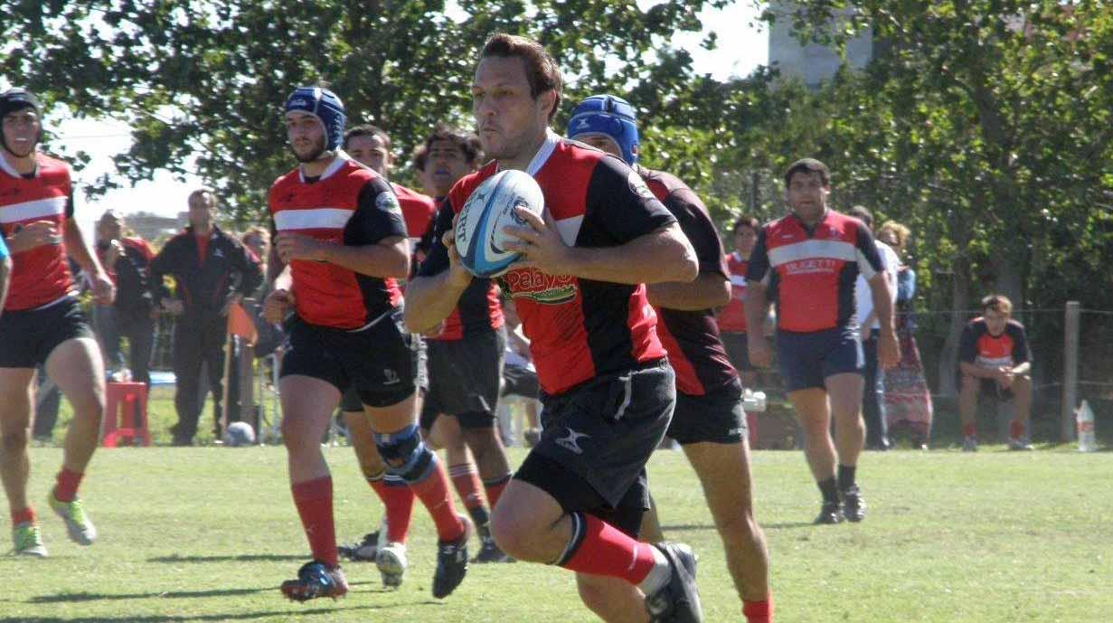 El rugby se prepara con todo
