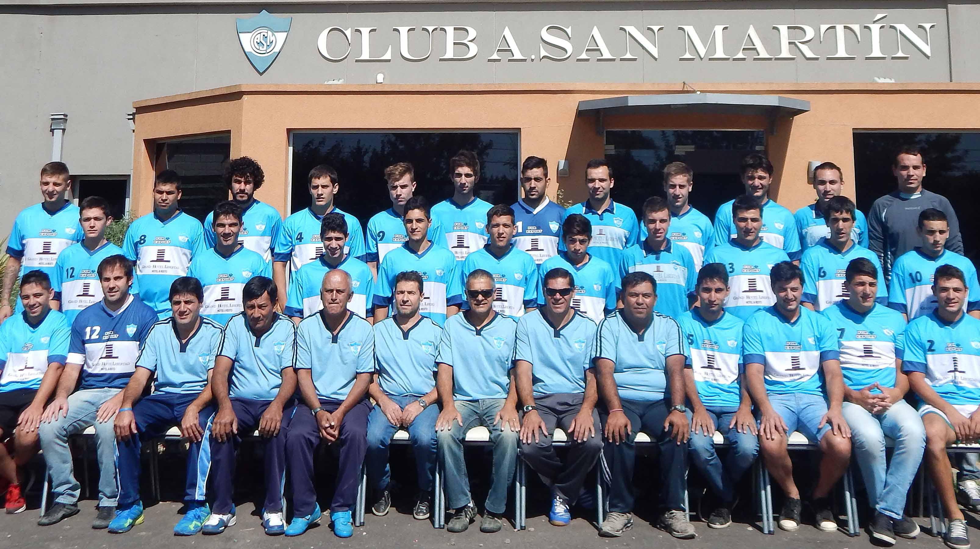 Felices 75 años Club San Martín