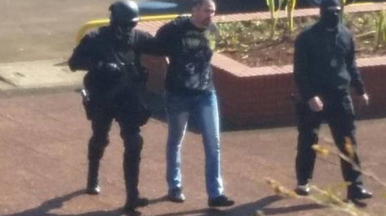 Detuvieron a Pérez Corradi