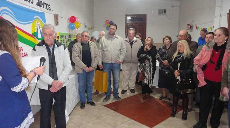 30 años de la Sociedad de Fomento de Barrio Luján