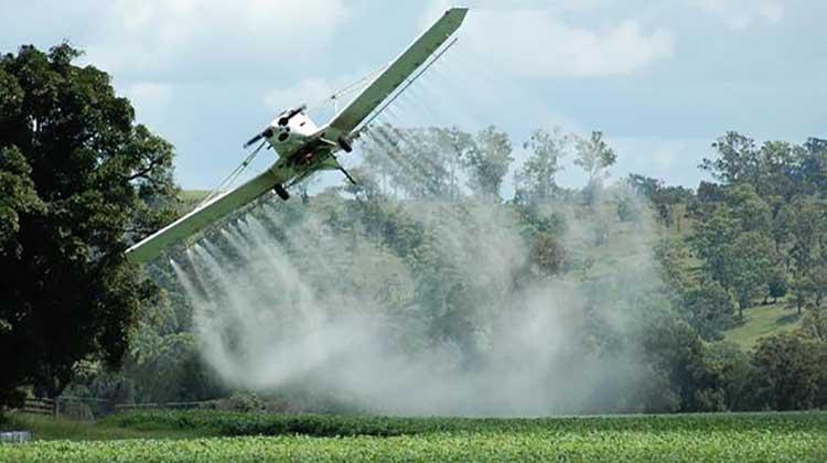 Disertación sobre agroquímicos