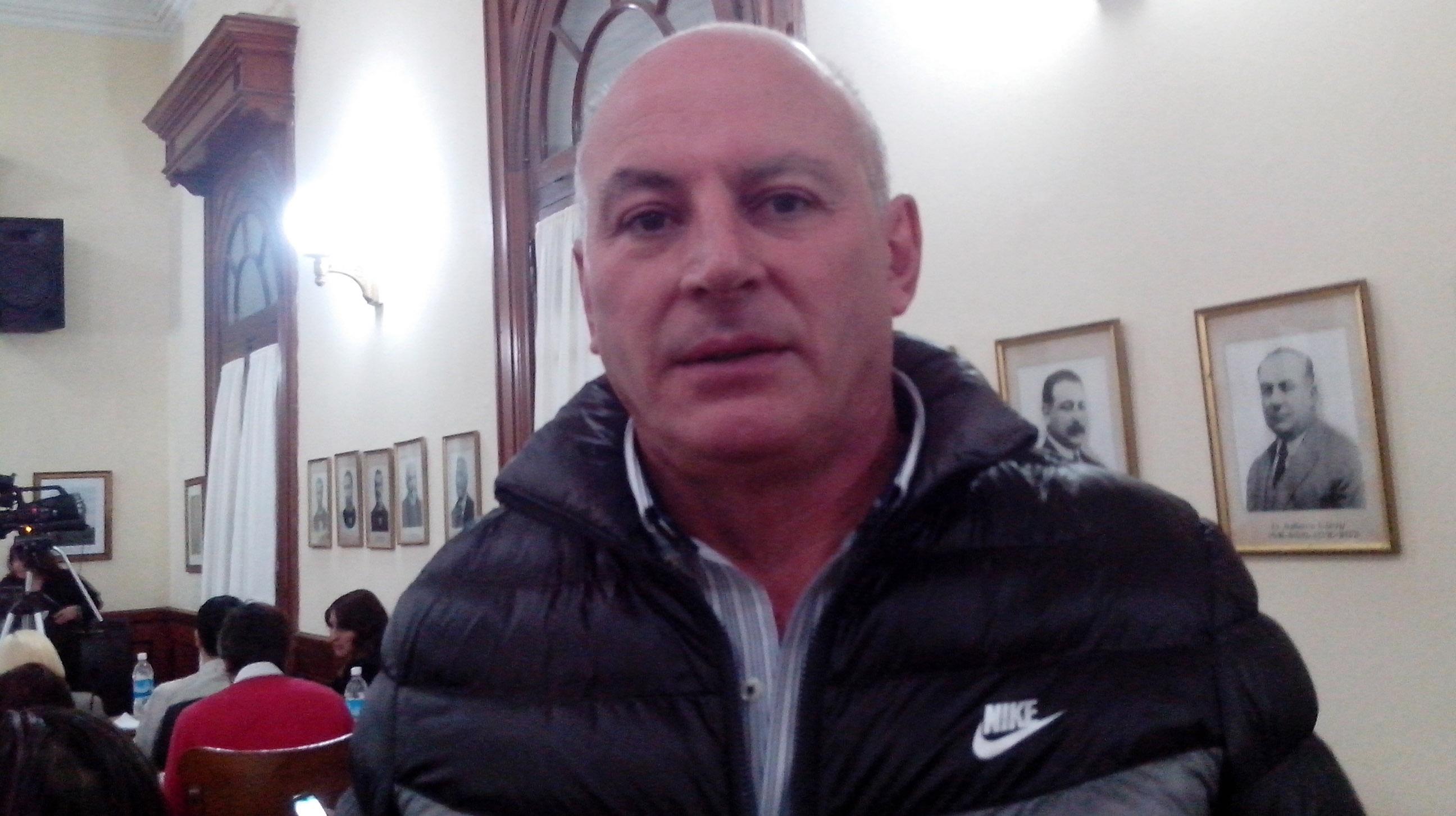 Aníbal Fernández estará en 9 de Julio apoyando la candidatura de Delgado