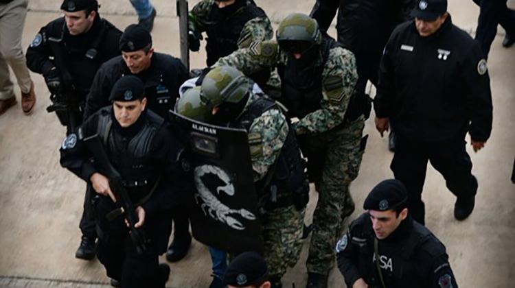 Extraditaron a Perez Corradi