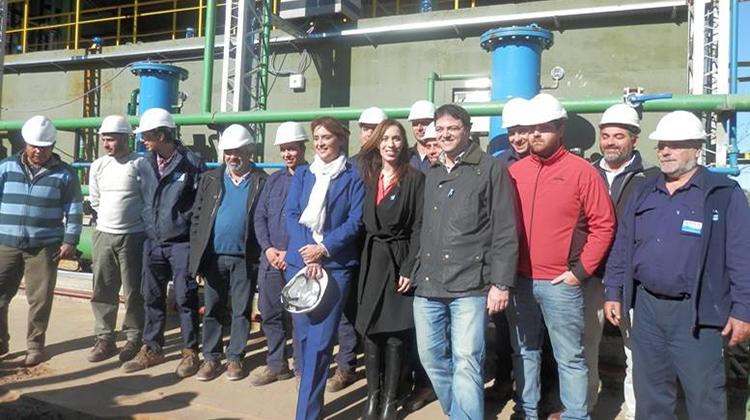 Todos por el Agua repudió la visita de Vidal