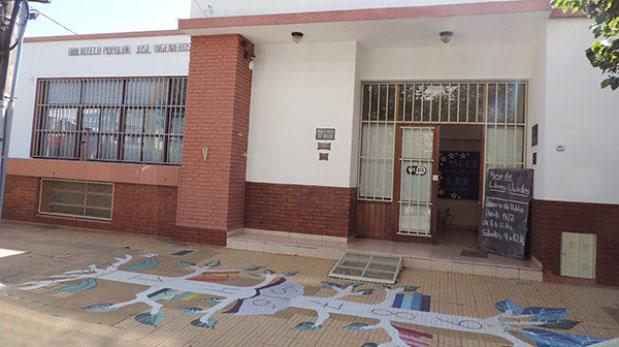 La Biblioteca José Ingenieros convoca para concurso de su logo