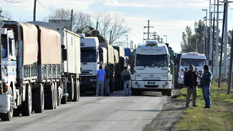 Transportistas levantaron el paro