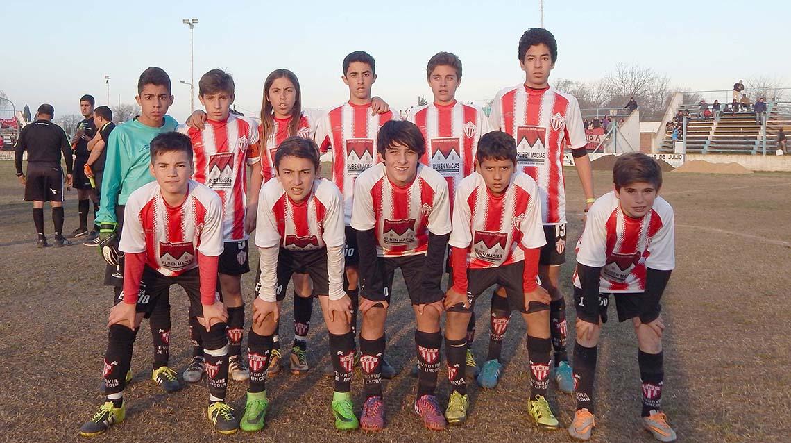 Rivadavia se quedó con la Sanmartiniana