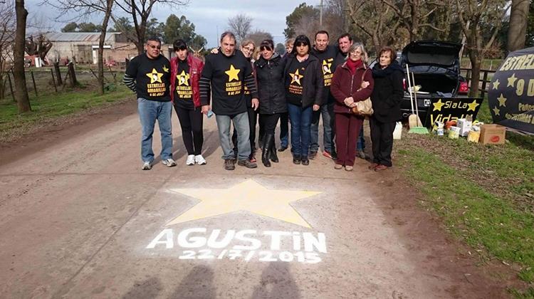 Una estrella por Agustín