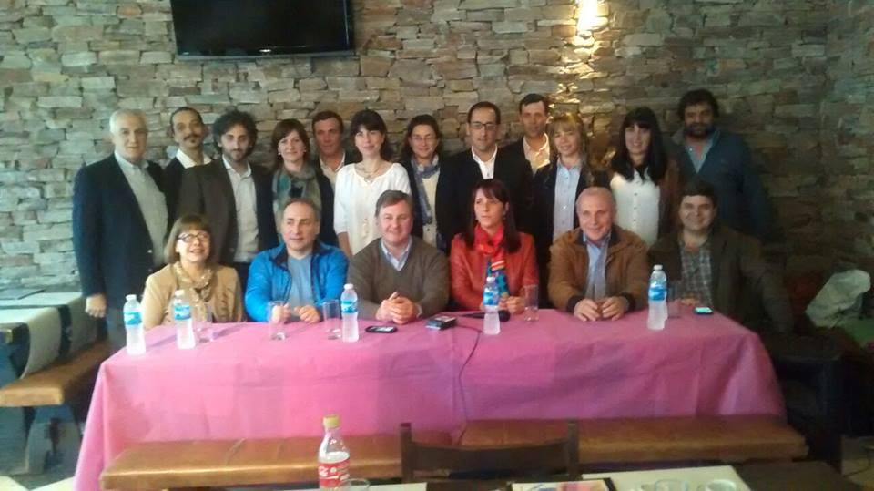 Duclos respaldo la candidatura de Marianela López
