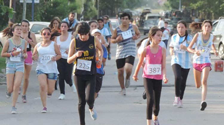 """Maratón """"Uniendo escuelas"""""""