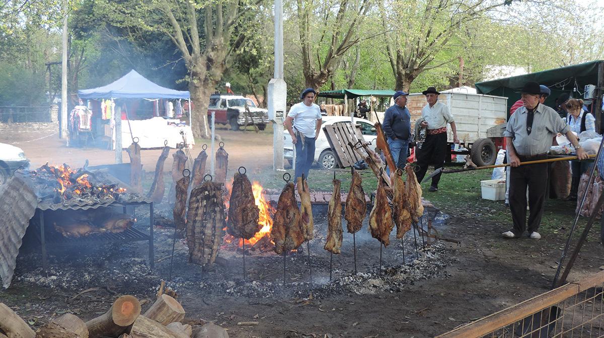 A pura tradición : 8º Jineteada en Norumbega