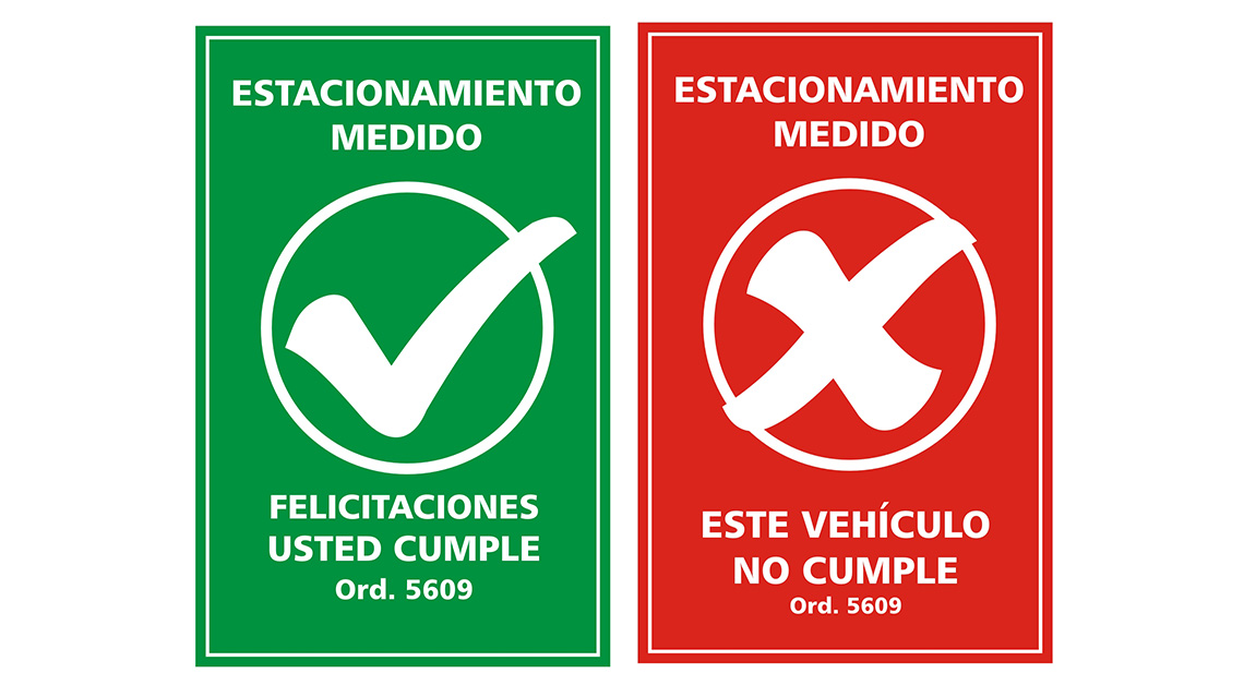 Estacionamiento Medido en 9 de Julio