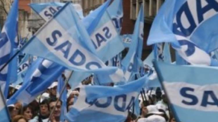 SADOP realiza graves denuncias