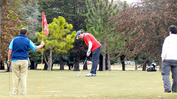El golf apuesta a la 4ª fecha