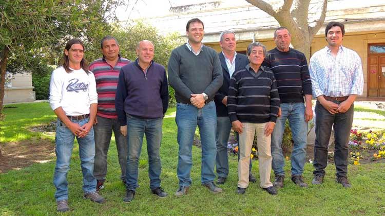 Barroso presentó a los delegados electos
