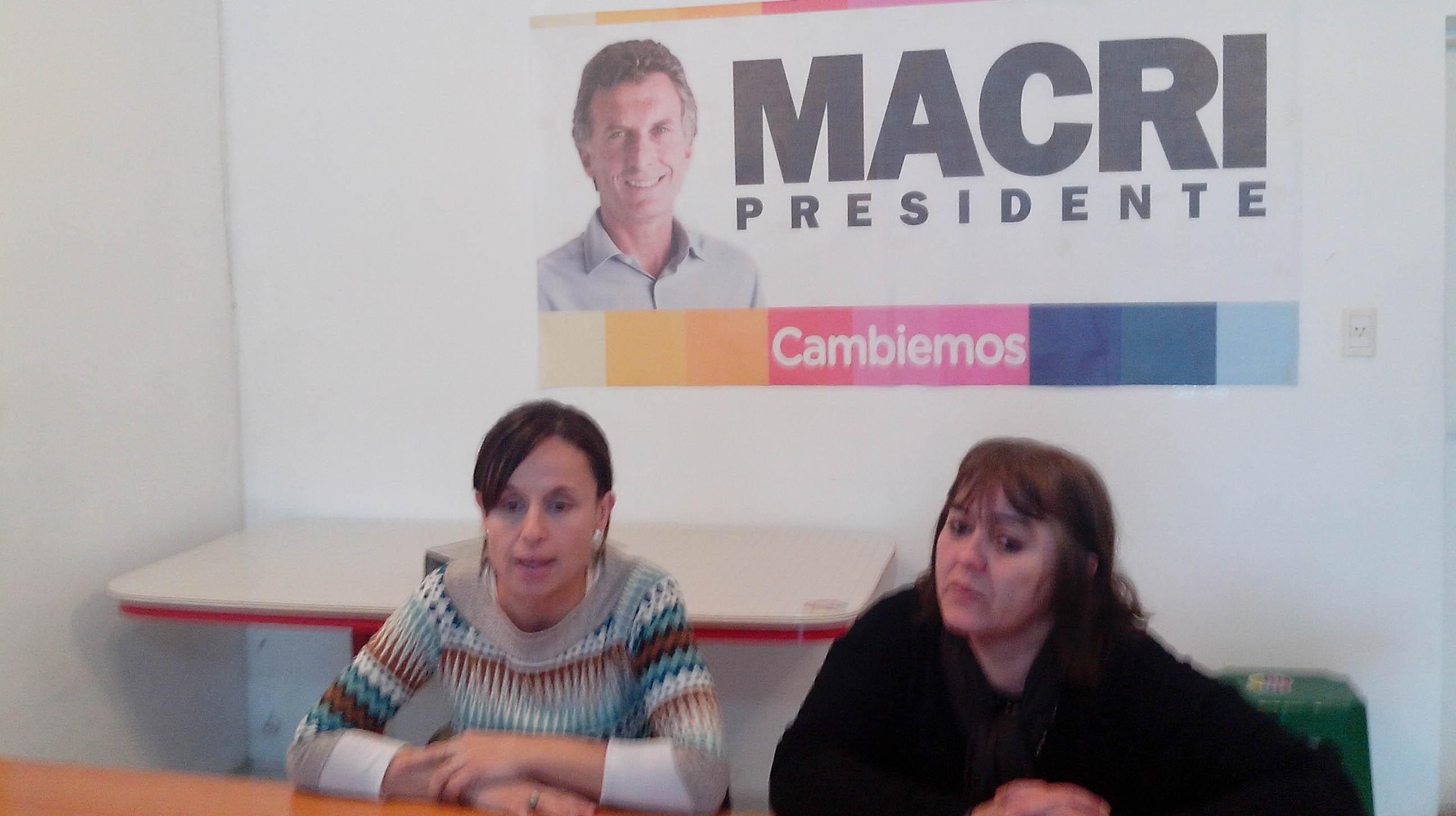 """""""Cambiemos"""" apuesta por dos mujeres en Dudignac"""