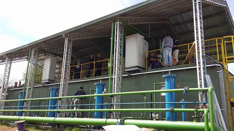La Planta de Abatimiento de Arsénico comenzaría a funcionar en diciembre