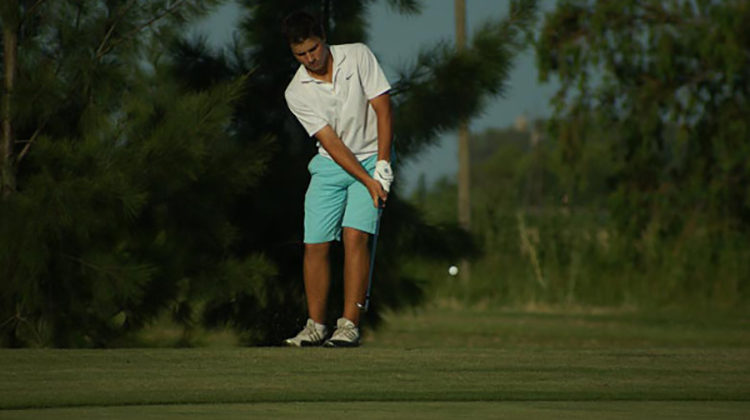 Golf zonal en 9 de Julio