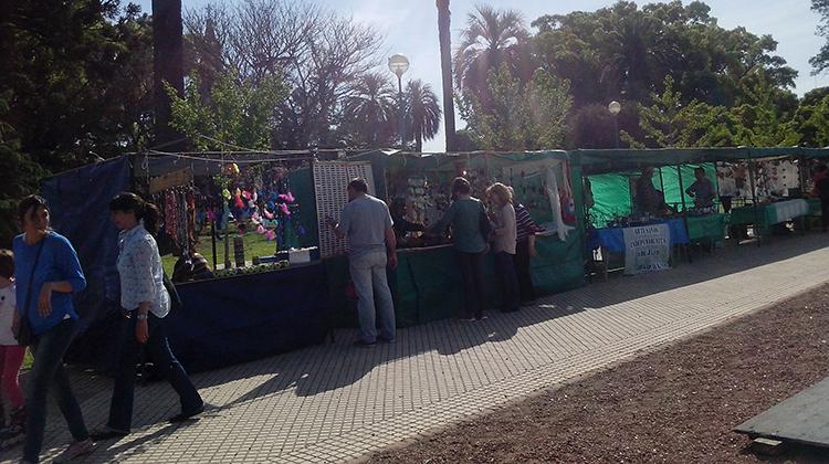 Plaza Belgrano se suma a la diversidad