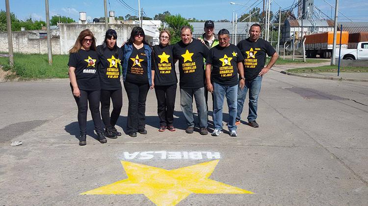 Estrellas Amarillas va al Congreso
