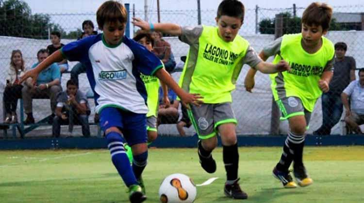 El Baby Fútbol crece y crece