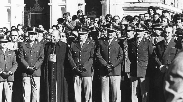 La Iglesia dispone abrir sus archivos de la dictadura