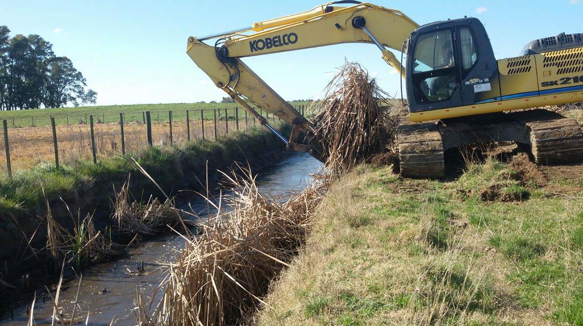 Se evalúa la ampliación del canal El Cardizal