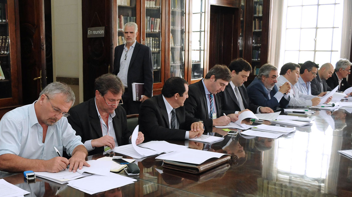 Barroso se reunió con Lacunza