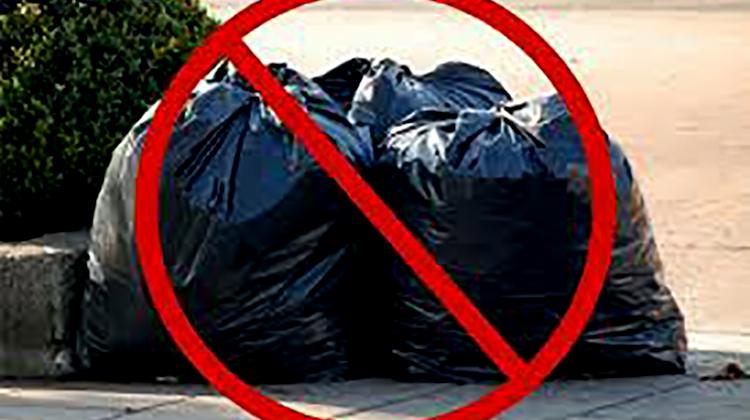 No habrá recolección de residuos