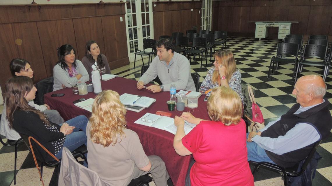 COMUDIS: reunión mensual
