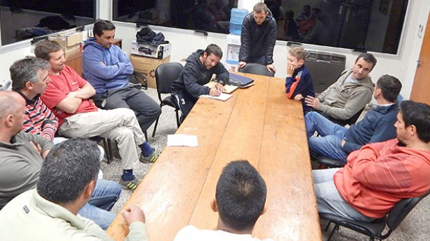 Baby Fútbol en San Martín