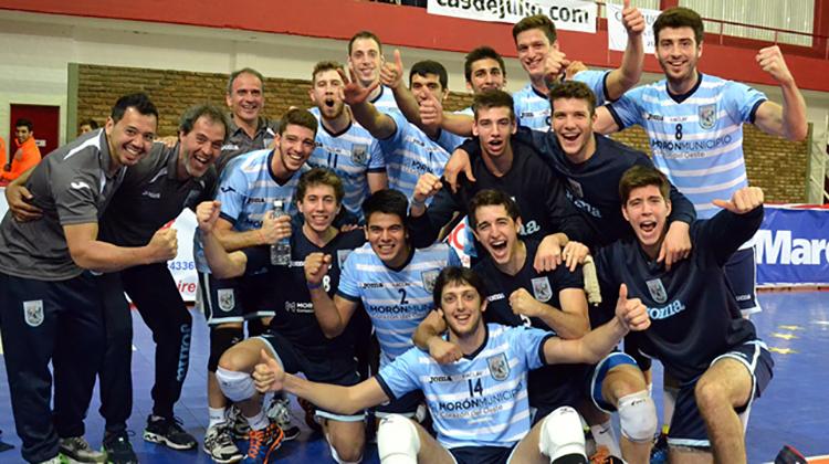 Ciudad Vóley finalista de la Copa Master Ciudad 9 de Julio