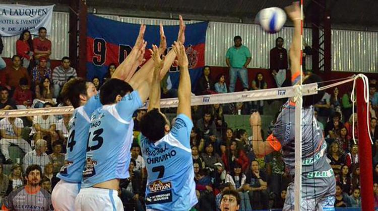 Bolívar es el otro finalista de la Copa Master Ciudad de 9 de Julio