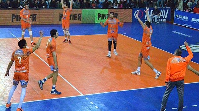 UNTREF salió  tercero en la Copa Master Ciudad 9 de Julio