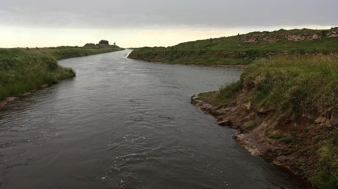 Preocupación por situación hídrica