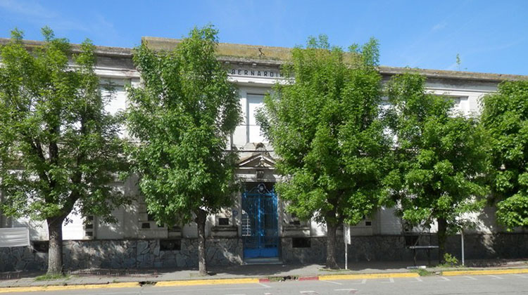 Sesquicentenario de Escuela Nº 1